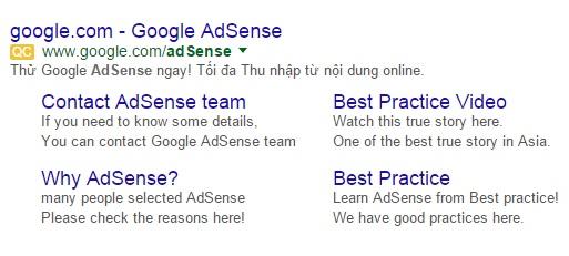 Dịch vụ quảng cáo Google Adwords giá rẻ tại uy tín